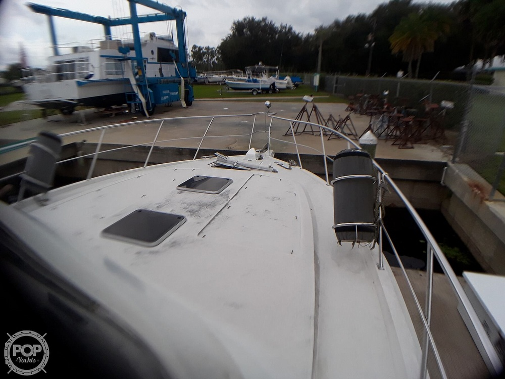 1989 Cruisers Yachts boat for sale, model of the boat is 4280 Express Bridge & Image # 29 of 40
