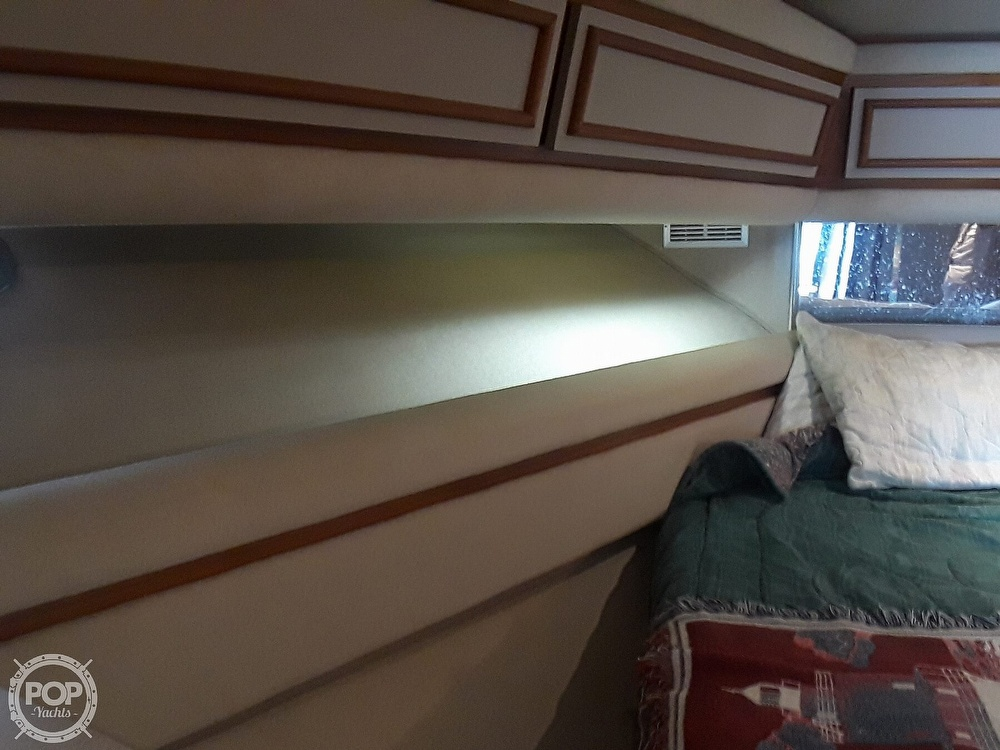 1989 Cruisers Yachts boat for sale, model of the boat is 4280 Express Bridge & Image # 24 of 40