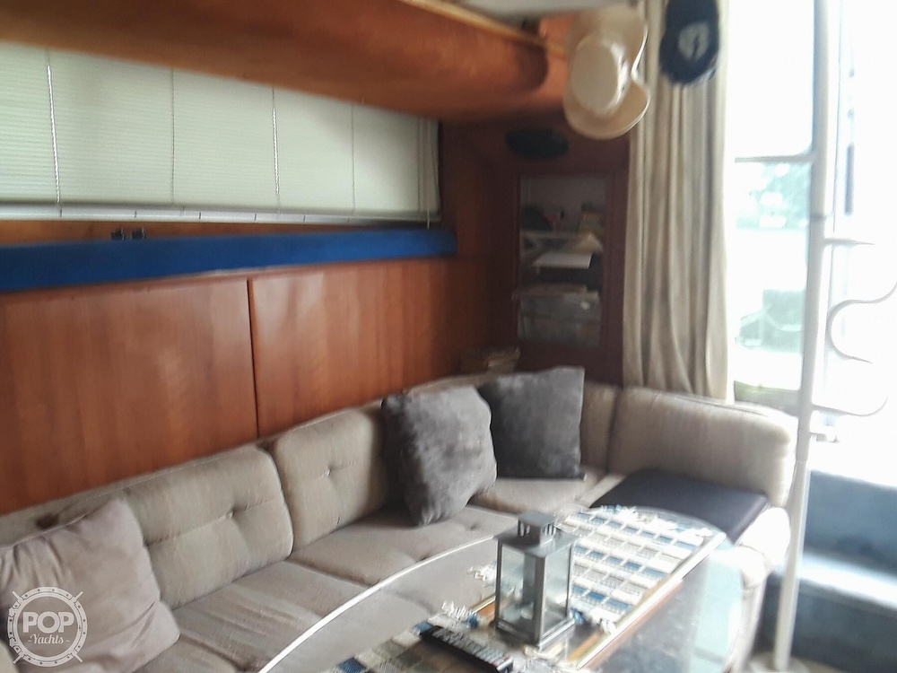 1989 Cruisers Yachts boat for sale, model of the boat is 4280 Express Bridge & Image # 7 of 40
