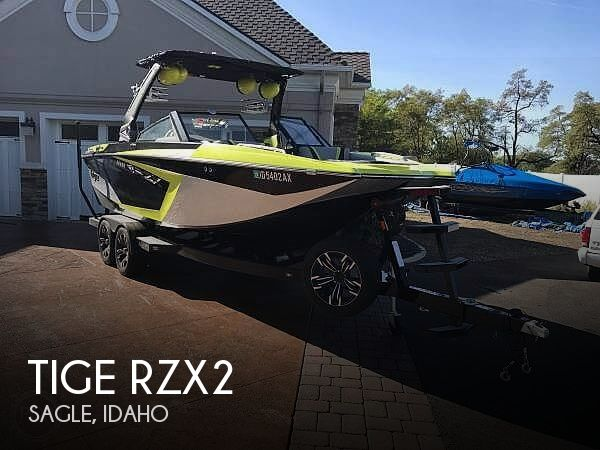 Used Boats For Sale in Spokane, Washington by owner | 2018 Tige 22