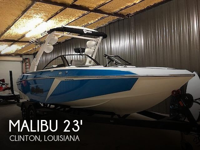 Used Boats For Sale in Baton Rouge, Louisiana by owner | 2019 Malibu Wakesetter 23 Lsv