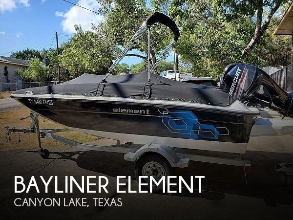 Used Bayliner Boats For Sale in Texas by owner | 2019 16 foot Bayliner Element
