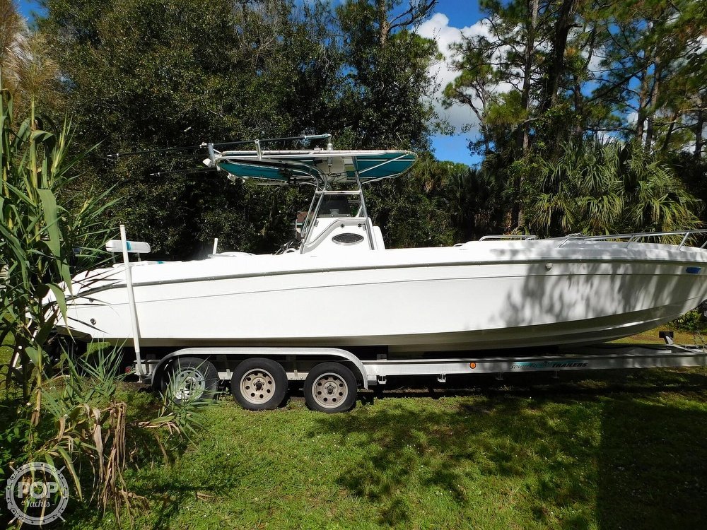 1998 Dakota boat for sale, model of the boat is 32 Cuddy & Image # 6 of 40