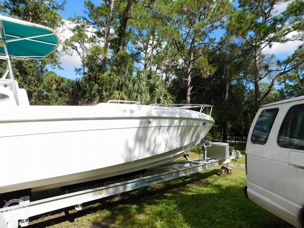 1998 Dakota boat for sale, model of the boat is 32 Cuddy & Image # 14 of 40