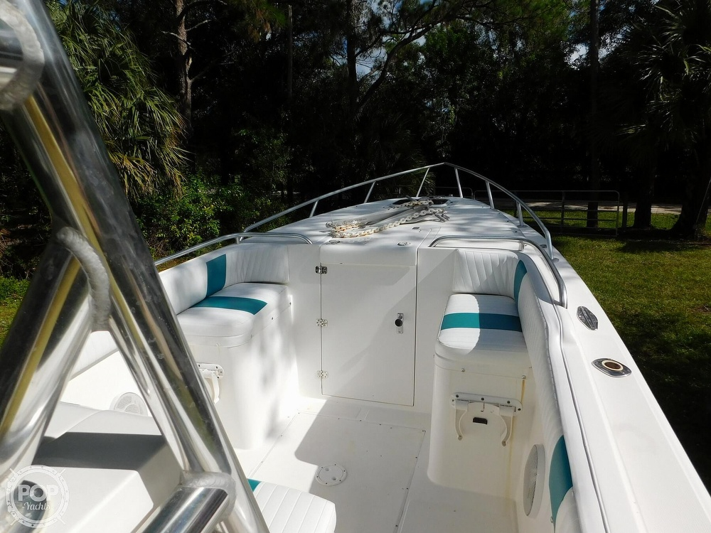 1998 Dakota boat for sale, model of the boat is 32 Cuddy & Image # 4 of 40