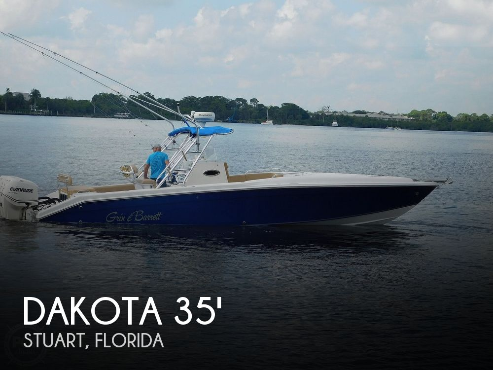 Used Dakota Boats For Sale by owner | 2006 Dakota 360SF Center Console