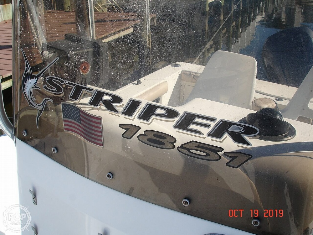 2005 Seaswirl boat for sale, model of the boat is 1851 Striper & Image # 18 of 41