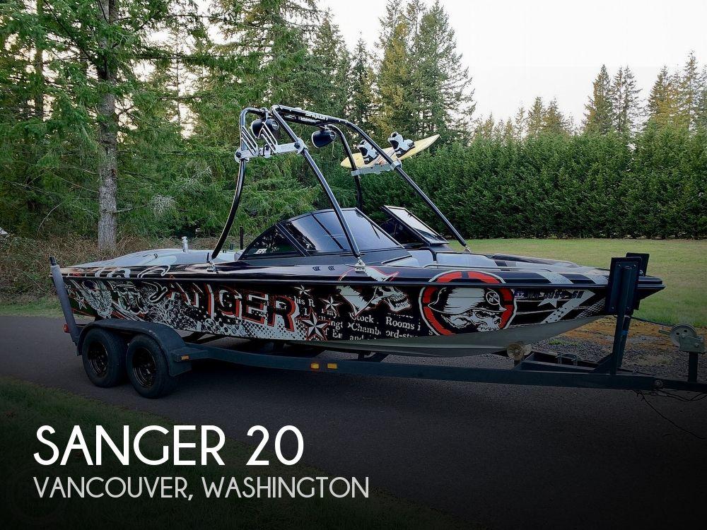 Used SANGER Boats For Sale by owner | 1999 Sanger 20
