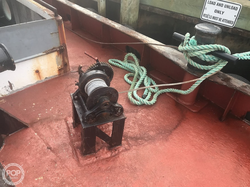 1963 Diesel Shipbuilding boat for sale, model of the boat is 44 & Image # 34 of 40