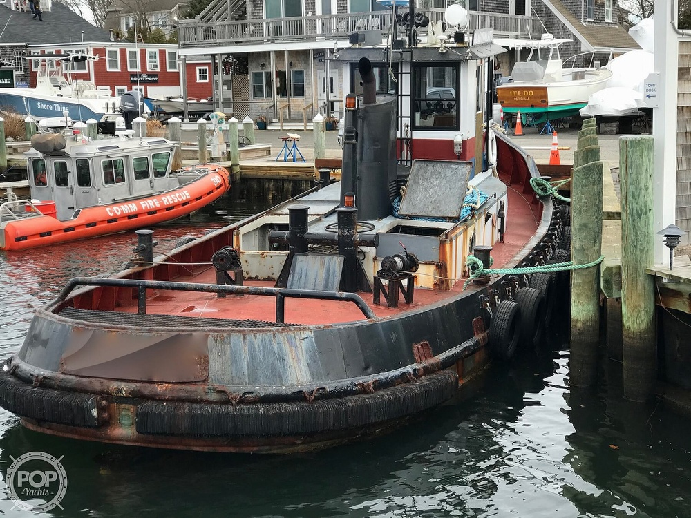 1963 Diesel Shipbuilding boat for sale, model of the boat is 44 & Image # 11 of 40