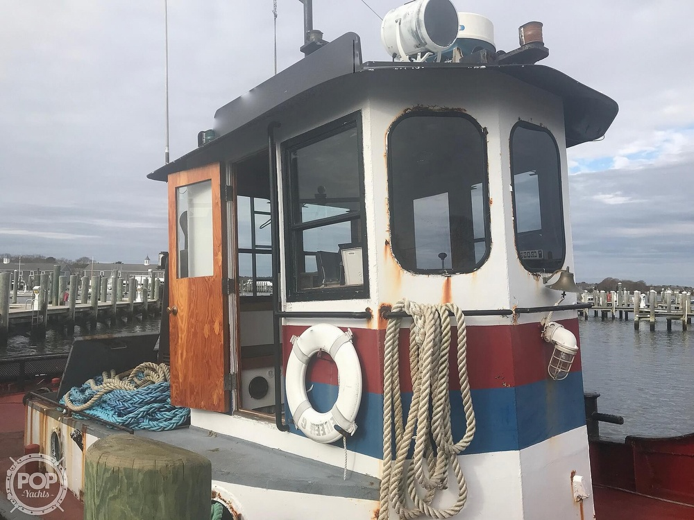 1963 Diesel Shipbuilding boat for sale, model of the boat is 44 & Image # 13 of 40
