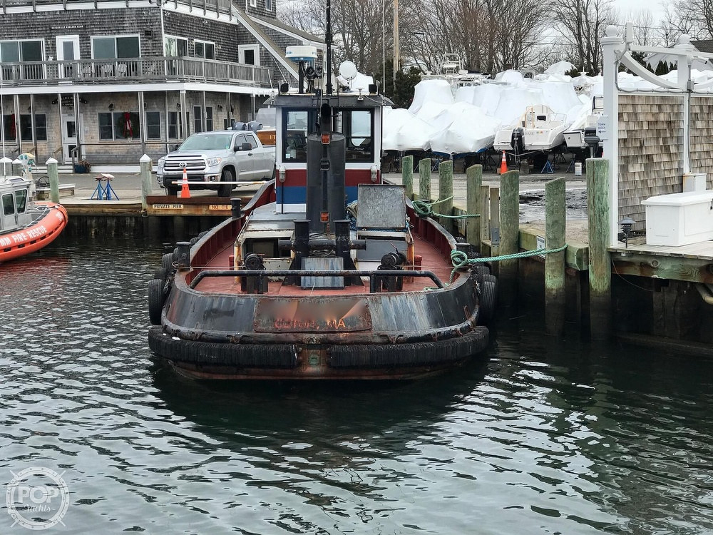 1963 Diesel Shipbuilding boat for sale, model of the boat is 44 & Image # 14 of 40