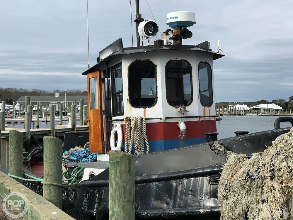 1963 Diesel Shipbuilding boat for sale, model of the boat is 44 & Image # 12 of 40