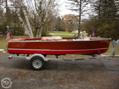 1932 Chris-craft Model 300 Deluxe Runabout