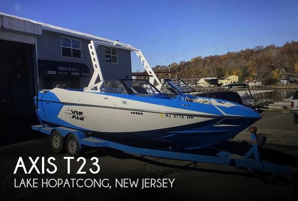 Used Axis Boats For Sale by owner | 2017 Axis 23