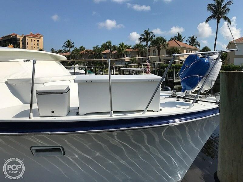 1969 Hatteras boat for sale, model of the boat is 41 TC & Image # 9 of 40