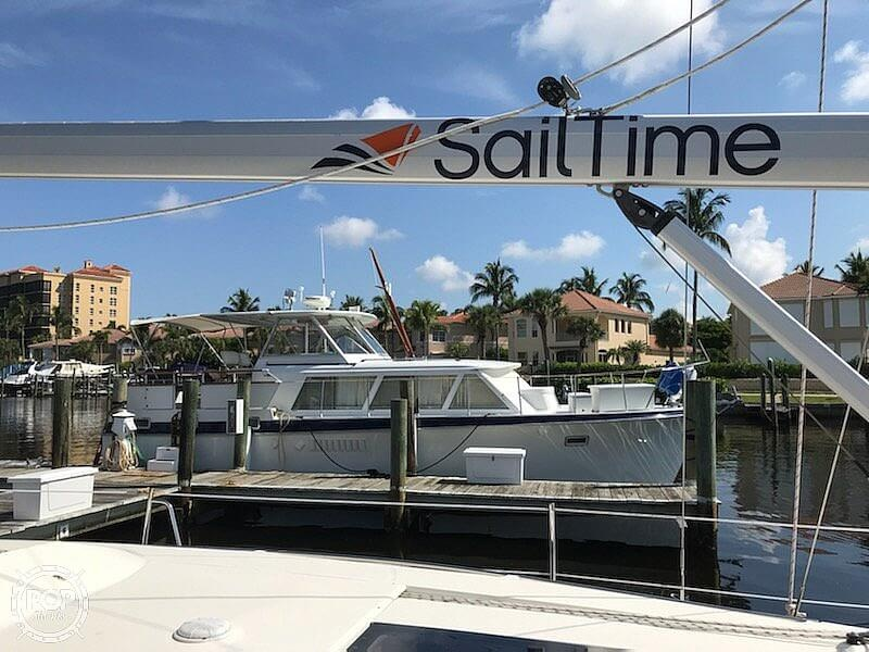 1969 Hatteras boat for sale, model of the boat is 41 TC & Image # 11 of 40