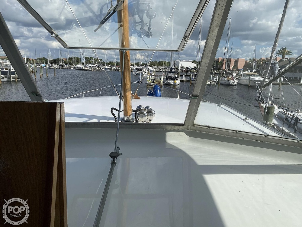 1969 Hatteras boat for sale, model of the boat is 41 TC & Image # 16 of 40