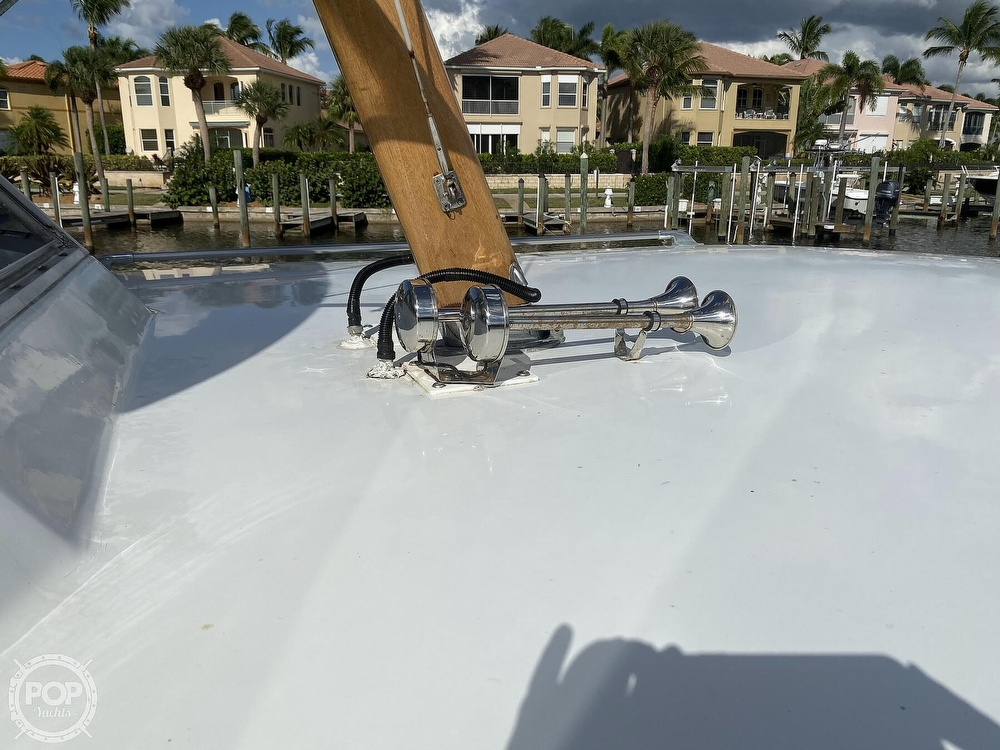 1969 Hatteras boat for sale, model of the boat is 41 TC & Image # 21 of 40
