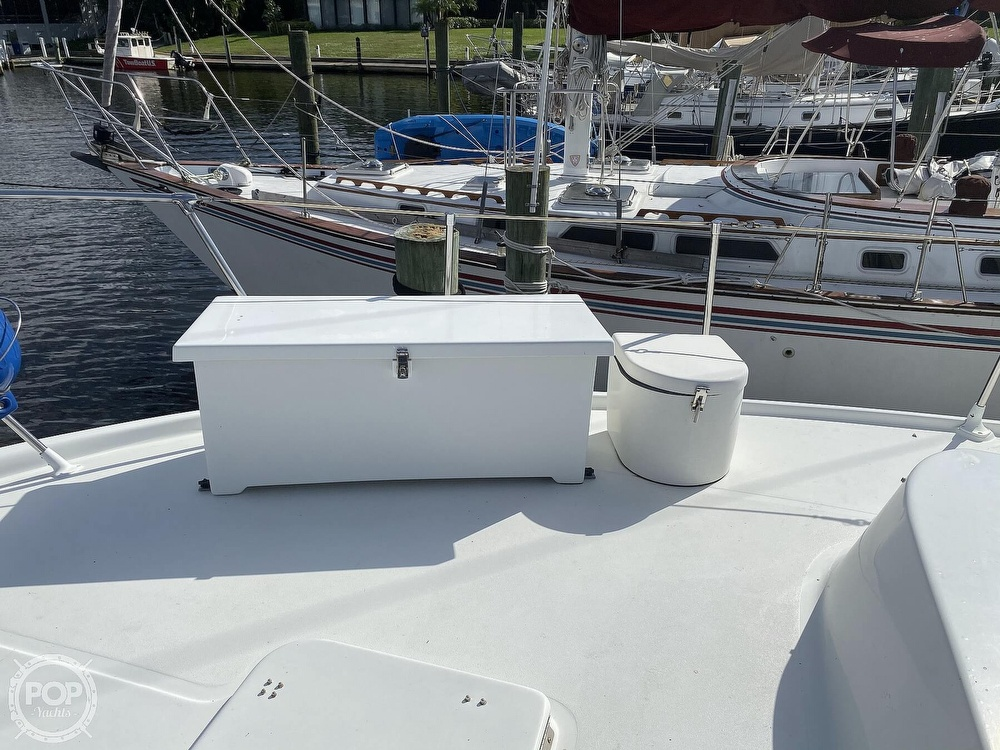 1969 Hatteras boat for sale, model of the boat is 41 TC & Image # 25 of 40