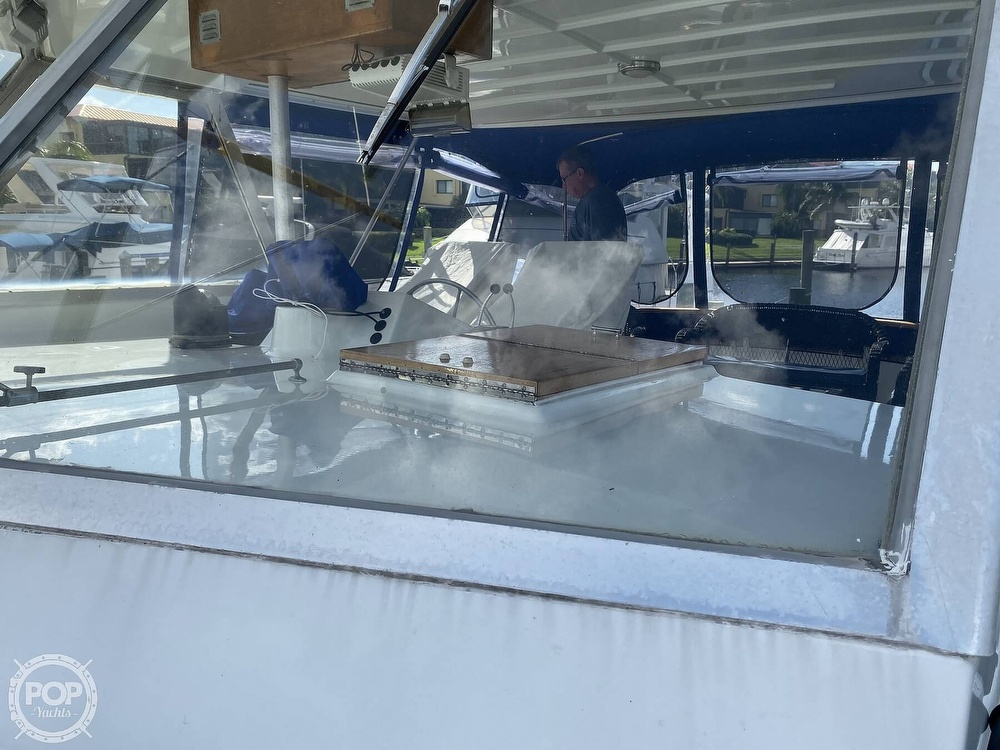 1969 Hatteras boat for sale, model of the boat is 41 TC & Image # 27 of 40