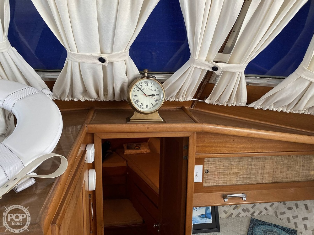 1969 Hatteras boat for sale, model of the boat is 41 TC & Image # 40 of 40
