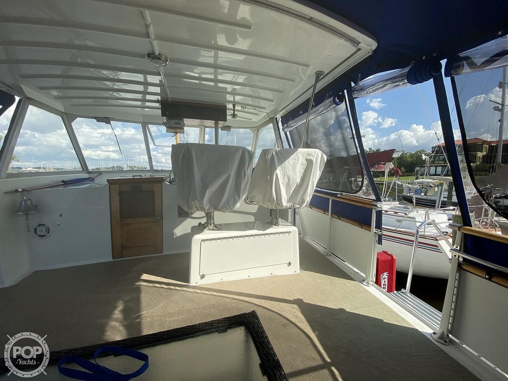 1969 Hatteras boat for sale, model of the boat is 41 TC & Image # 7 of 40