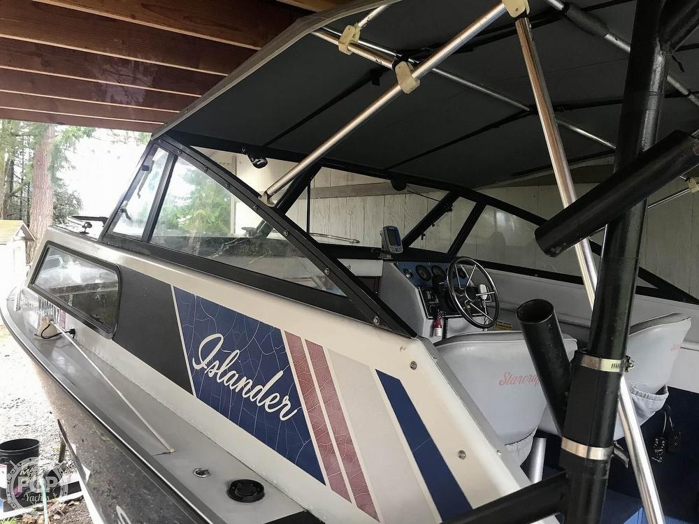 1988 Starcraft boat for sale, model of the boat is Islander 221V & Image # 21 of 40
