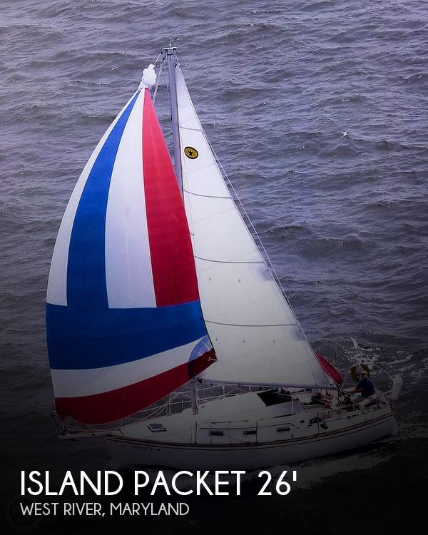 Used Island Packet Boats For Sale by owner   1983 26 foot Island Packet Mark II