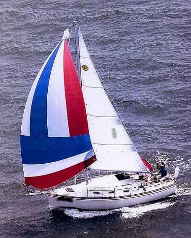 Island Packet Mark II, 26', for sale