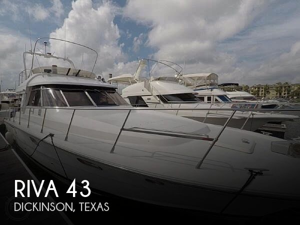 Used Riva Boats For Sale in Texas by owner | 1972 Riva 43