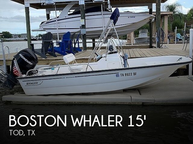 Used Boston Whaler Boats For Sale in Texas by owner | 2010 Boston Whaler 150 Montauk
