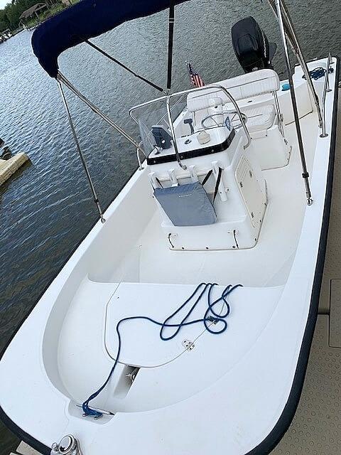 2010 Boston Whaler 150 Montauk - image 6