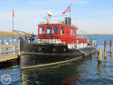 1932 Pioneer 39 Tugboat