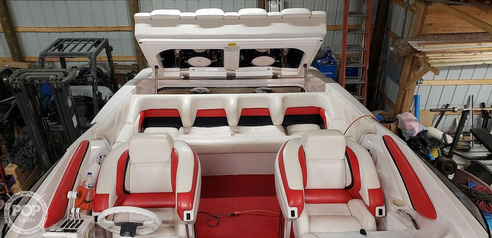 1999 Donzi boat for sale, model of the boat is 38 ZX & Image # 3 of 41