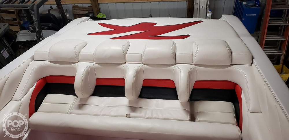 1999 Donzi boat for sale, model of the boat is 38 ZX & Image # 21 of 41