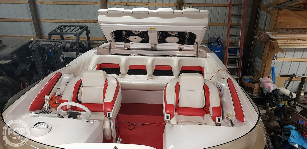 1999 Donzi boat for sale, model of the boat is 38 ZX & Image # 23 of 41