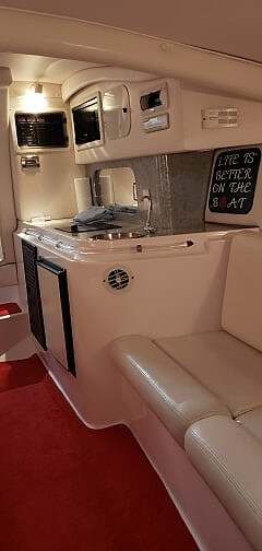 1999 Donzi boat for sale, model of the boat is 38 ZX & Image # 9 of 41