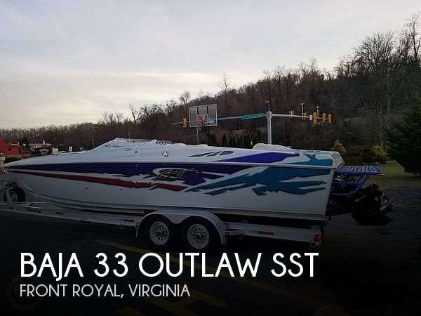 Used Boats For Sale in Hagerstown, Maryland by owner | 2003 33 foot Baja Outlaw