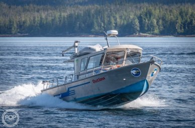 Custom Aluminum Sportfisher - Edwing Boats, 38', for sale - $160,000