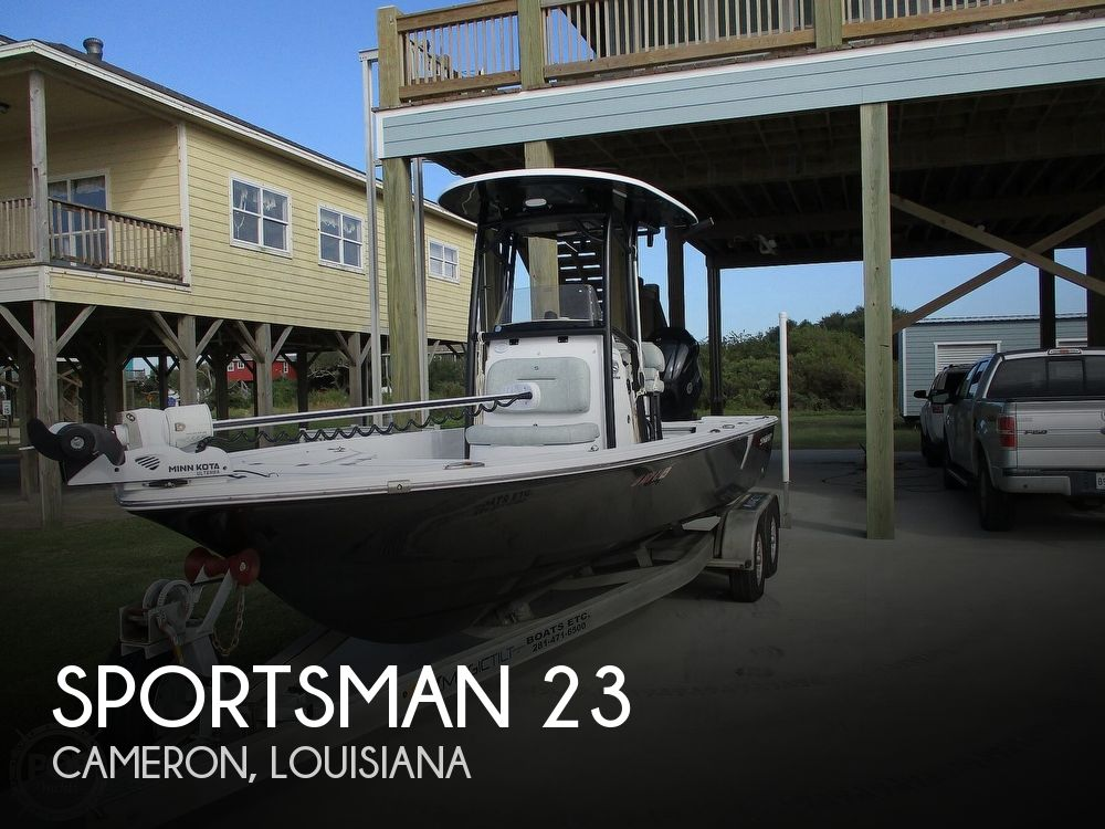 Used Sportsman Boats For Sale by owner | 2019 Sportsman 23
