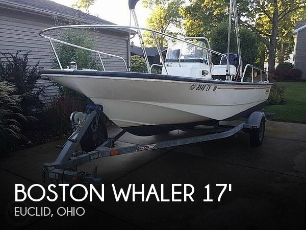 Used Boston Whaler 17 Boats For Sale by owner | 2004 Boston Whaler 170 Montauk