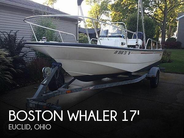 Used Boston Whaler  MONTAUK Boats For Sale by owner | 2004 Boston Whaler 170 Montauk
