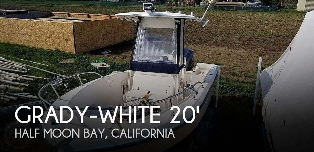 Used Grady-White Boats For Sale in California by owner | 2000 Grady-White 209 Escape