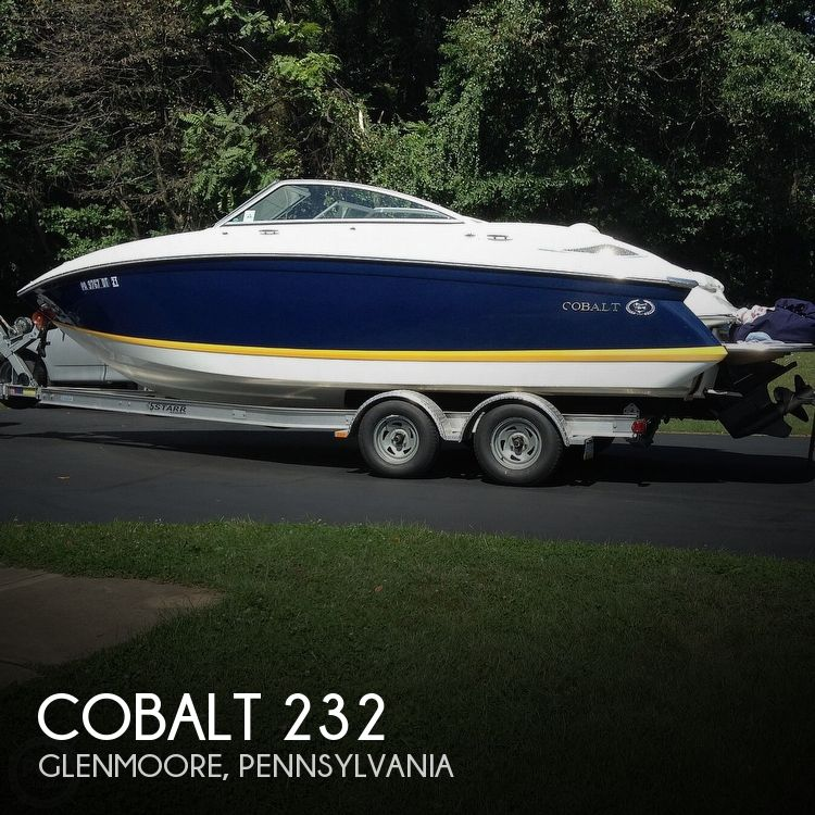 Used Boats For Sale in Allentown, Pennsylvania by owner | 2006 Cobalt 232