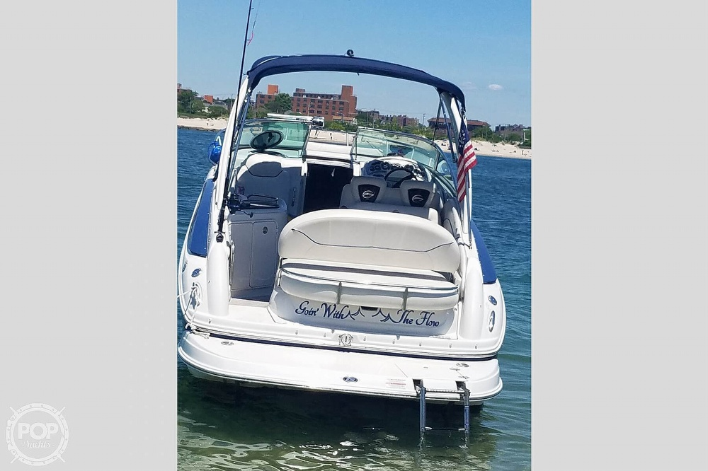 2008 Crownline boat for sale, model of the boat is 270 CR & Image # 12 of 14