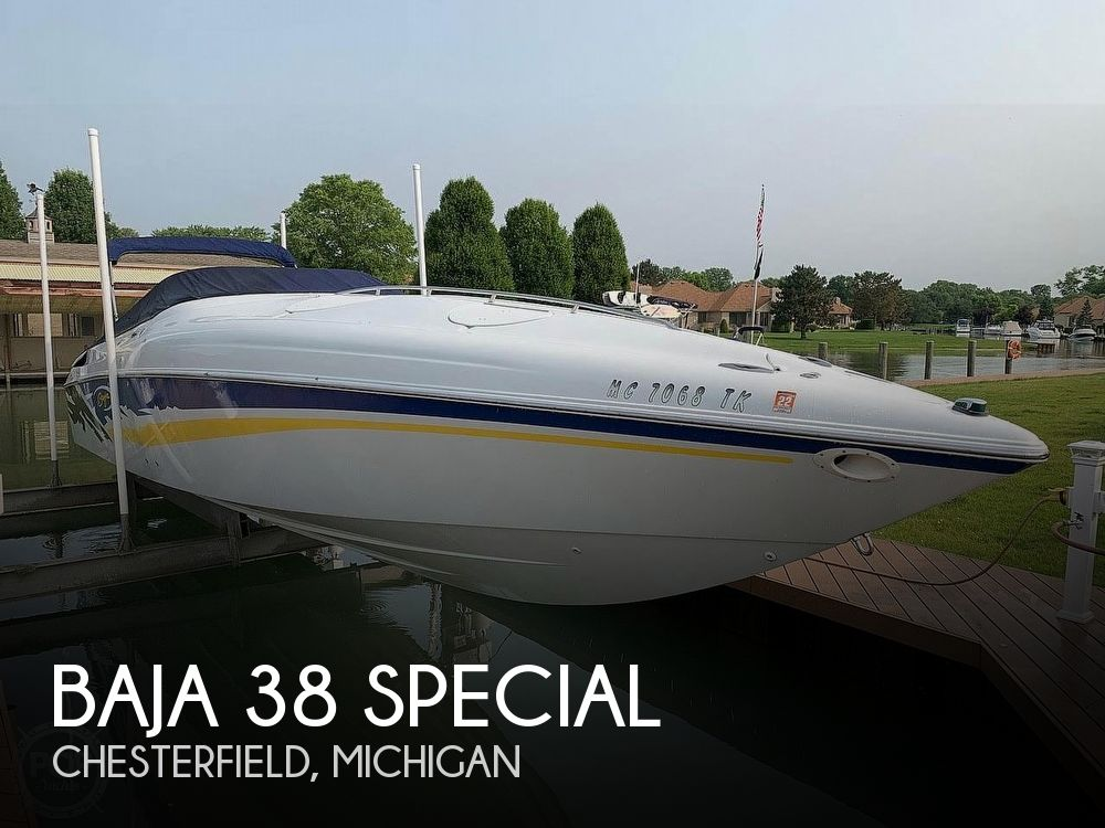Used Baja Boats For Sale by owner | 2004 Baja 38 Special