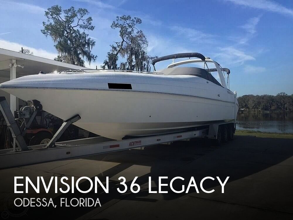 Used Envision Boats For Sale by owner | 2008 Envision 36 Legacy