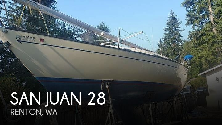 Used SAN JUAN Boats For Sale by owner | 1978 San Juan 28