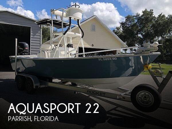 Used Aquasport Boats For Sale by owner | 1976 Aquasport 22